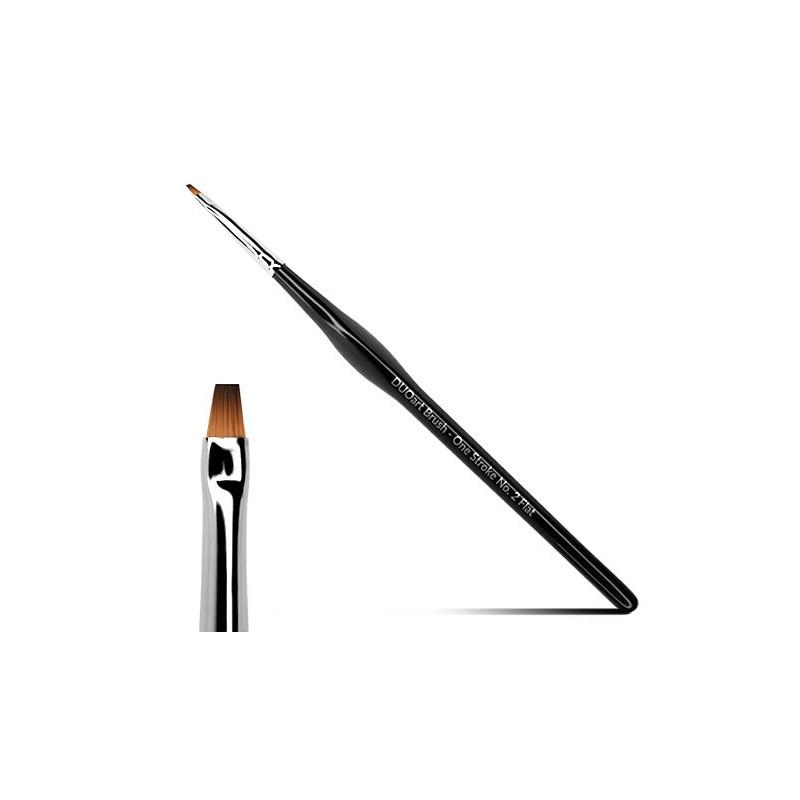 DUO Art brush One Stroke No. 2 flat