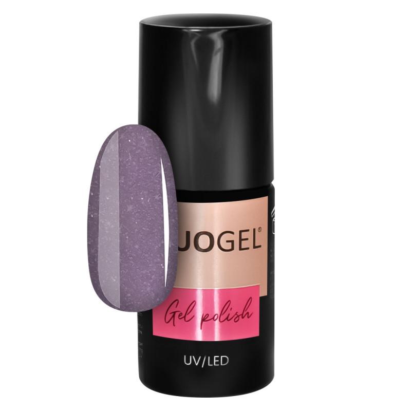 Lakier hybrydowy DUOGEL 6 ml - 046 Glitter Violet
