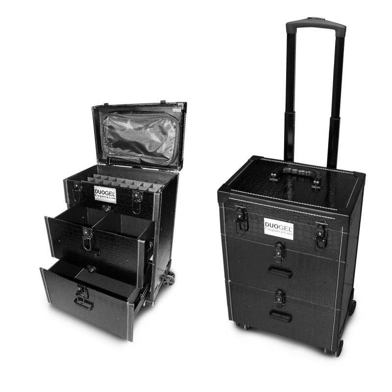 New Duo Kufer Kosmetyczny - walizka na kółkach
